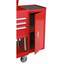 1964-1972 Chevrolet Chevelle Mountain Red Mountain Side Cabinet for the MTN3345 Cart