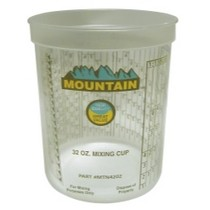 Universal (All Vehicles) Mountain Disposable Quart Mixing Cup (100 per case)