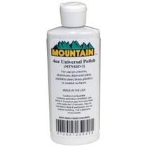 1992-1993 Mazda B-Series Mountain 4 oz. Metal Chrome Polish for MTN4203 and MTN4204 Kits