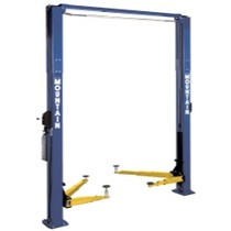 2002-2002 Lincoln Blackwood Mountain 2 Post 10K Automotive Lift - Blue