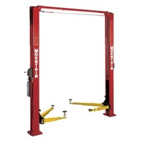 2002-2002 Lincoln Blackwood Mountain 2 Post 10K Automotive Lift - Red