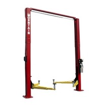 1980-1983 Honda Civic Mountain 12K 2 Post Lift Un-installed - Red