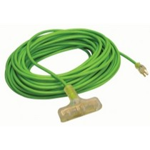 1988-1993 Buick Riviera Mountain 100' Heavy Duty 14/3 SJTW Extension Cord With Lighted Plug