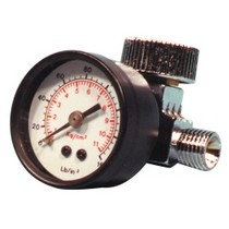 1967-1969 Chevrolet Camaro Mountain Air Regulator With Gauge