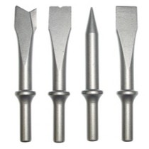 1998-2000 Volvo S70 Mountain 4 Piece Chisel Set for MTN7330 and other Air Hammers