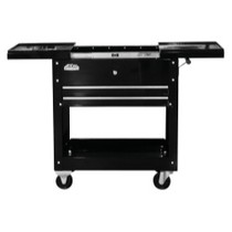 "1999-2007 Ford F250 Mountain 28"" Tool Cart With Split Top"