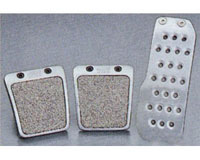 2000-2006 Mercedes Cl-class Mugen Pedals - 5 spd. Manual Transmission