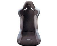 1964-1975 BMW 1600 Mugen Racing Seats - Bucket Seat S1 Black/Grey