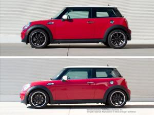 Mini Cooper 1 2 Inches Lowering Springs At Andys Auto Sport