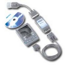 2000-2005 Lexus Is NEXIQ TECH HDS Suite for Palm OS With Lite Link Kit