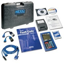 1998-2005 Mercedes M-class NEXIQ TECH Pro-Link GRAPHIQ Starter Kit