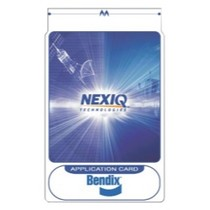 1960-1964 Ford Galaxie NEXIQ TECH Bendix ABS Application Card For The MPC - Pro-Link Plus and Pro-Link GRAPHIQ
