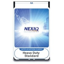 1970-1972 GMC K5_Jimmy NEXIQ TECH Heavy Duty Standard Application Card for the MPC, Pro-Link® Plus and Pro-Link GRAPHIQ
