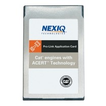 1998-2005 Mercedes M-class NEXIQ TECH Software PCMCIA for Caterpillar ACERT Engines
