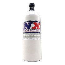 All Cars (Universal), All Jeeps (Universal), All Motorcycles (Universal), All Muscle Cars (Universal), All SUVs (Universal), All Trucks (Universal, All Vans (Universal) Nitrous Express Bottle - 15 LB (Standard 45 Valve)
