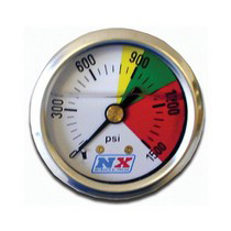 2008-9999 Smart Fortwo Nitrous Express Nitrous Pressure Gauge Only (0-1500 PSI)