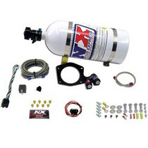 2009+ Chevrolet Camaro Nitrous Express Plate Nitrous System (50-150 HP with 10 LB Bottle)