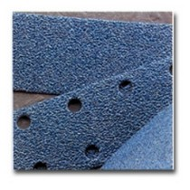 "2004-9999 Nissan Titan Norton BlueMag Body File Sanding Sheets PSA (40) Grit, 2-3/4"" x 16-1/2"""