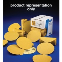 "2008-9999 Smart Fortwo Norton P220B 6"" Gold Reserve Disc Roll PSA"