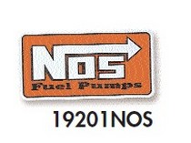 1994-1997 Ford Thunderbird NOS® Fuel Pump Cont. Decal