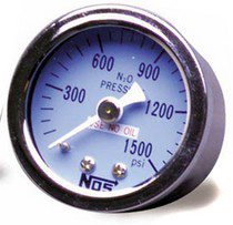 2008-9999 Smart Fortwo NOS® 4An Nitrous Gauge