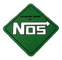 1994-1997 Ford Thunderbird NOS® Logo Decal-Green Diamond