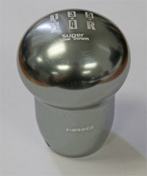1968-1971 International_Harvester Scout NRG Innovations Super Low Down Shift Knob (Gun Metal)
