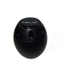 1968-1971 International_Harvester Scout NRG Innovations Type-M Style Shift Knob (Matte Black)