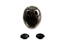 1968-1971 International_Harvester Scout NRG Innovations Type-M Style Shift Knob (Carbon Fiber)