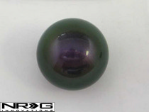 1968-1971 International_Harvester Scout NRG Innovations Ball Style Shift Knob (Green/Purple)