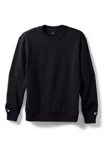Universal Oakley Long Sleeve Track Crew - Black (Large)