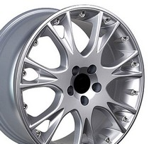 "1993-1997 Volvo 850 OE Wheels 18""X8"" Replica Wheel (Silver)"
