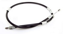 99-01 Jeep Grand Cherkoee Limited, 99-01 Jeep Grand Cherokee Laredo Omix-Ada Rear Emergency Brake Cable - Left