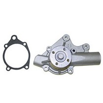 1988 Jeep Wrangler S, 87-88 Jeep Wrangler Sport, 87-90 Jeep Wrangler Laredo, 88-90 Jeep Wrangler Sahara, 89-90 Jeep Wrangler Islander Omix-Ada Water Pump with V-Belt