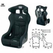 1983-1993 GMC Jimmy OMP Seat- HTE 400