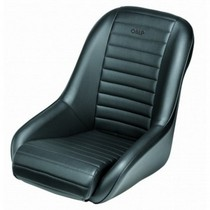 1969-1972 Toyota Pick-up OMP Seat- Silverstone