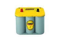 1994-1997 Honda Passport Optima Battery - YellowTop - Cold Crank Amps 750 - Crank Amps 870 - Top Terminal