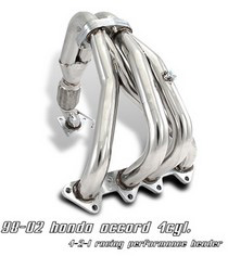 Accord Racing Auto Part on 98 02 Honda Accord Headers From Option Racing At Andy S Auto Sport