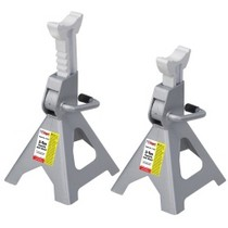 1987-1990 Mercury Capri OTC Pair of Stinger 3-Ton Ratchet-Style Jack Stands