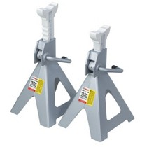 1987-1990 Mercury Capri OTC Pair of 12 Ton Ratchet Style Jack Stands