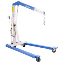 Universal (All Vehicles) OTC 2200 lb. Capacity Heavy Duty Floor Crane