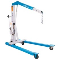 Universal (All Vehicles) OTC 4400 lb. Capacity Heavy Duty Floor Crane