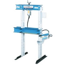 Universal (All Vehicles) OTC 17-1/2 Ton Open Throat With Hand Pump Floor Press
