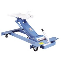 Universal (All Vehicles) OTC Low-Lift Transmission Jack With a 2,200 Lb. Capacity