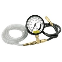 1962-1962 Dodge Dart OTC Gauge and Hose Assembly