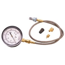 1962-1962 Dodge Dart OTC Exhaust Back Pressure Gauge