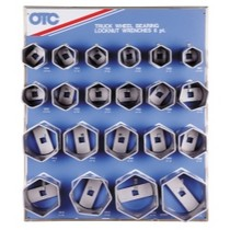 2000-2006 Mercedes Cl-class OTC Bearing Locknut Socket Display