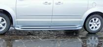 Caravan Running Board Kit 82208922 OEM Chrysler Town and Country