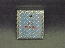 2000-2007 Ford Taurus Owens RaceMates No Smoking, Cigarette Disposal System - Diamond Tread
