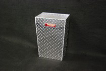 2007-9999 GMC Acadia Owens RaceMates Waste Receptacle, No Lid Medium - Diamond Tread